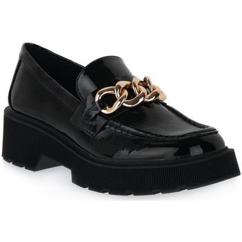 Chaussures Femme Mocassins Steve Madden AMULET BLACK Nero