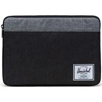 Sacs Sacs ordinateur Herschel Anchor Sleeve MacBook Black Crosshatch/Raven Crosshatch ? 13
