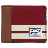 Sacs Portefeuilles Herschel Herschel Roy RFID Rhubarb/Birch Stripe