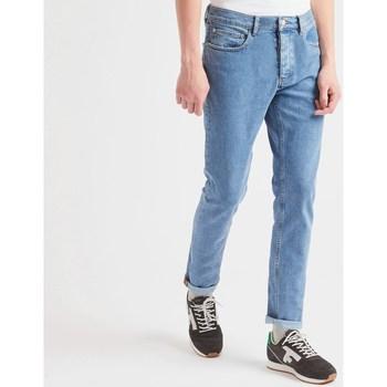 Vêtements Homme Jeans droit Faguo Denim Bleu