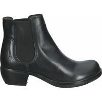 Chaussures Femme Bottines Fly London Bottines Schwarz
