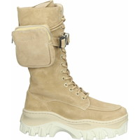 Chaussures Femme Bottines Bronx Bottes Cappuccino