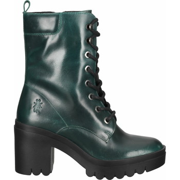 Chaussures Femme Boots Fly London Bottines Grün