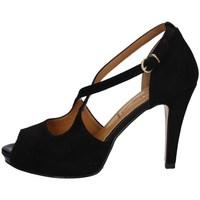 Chaussures Femme Sandales et Nu-pieds Bottega Lotti 4571002 NOIR