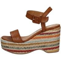 Chaussures Femme Sandales et Nu-pieds Bottega Lotti 104002 CUIR