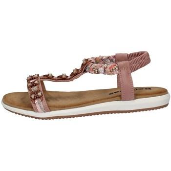 Chaussures Femme Sandales et Nu-pieds Tiglio 1332 ROSE
