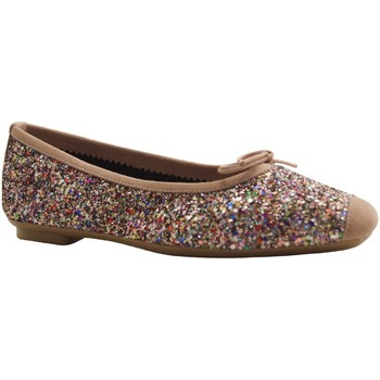 Chaussures Femme Ballerines / babies Reqin's HARMONY  GLITTER OR