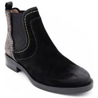 Chaussures Femme Boots Mkd aguilar Noir