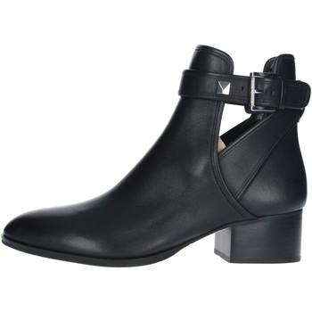 Chaussures Femme Boots MICHAEL Michael Kors 40T1BTME5L tronchetto femme LE NOIR LE NOIR