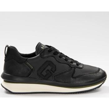 Chaussures Homme Baskets basses Guess Blend running Noir