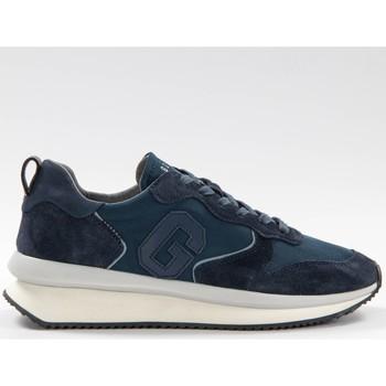 Chaussures Homme Baskets basses Guess Madsu Bleu