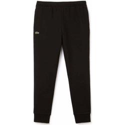 Vêtements Homme Pantalons de survêtement Lacoste - Pantalone nero XH9507-031 NERO