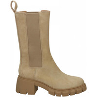 Chaussures Femme Bottines Steve Madden AQ-HYPE SUEDE sand