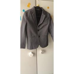 Vêtements Garçon Vestes / Blazers See Me Veste blazer Hugo boss Gris