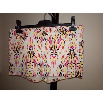 Vêtements Femme Shorts / Bermudas Etam SHORT FANTAISIE DE LA MARQUE ETAM Multicolore