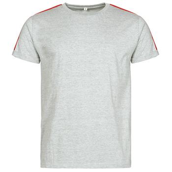 Vêtements Homme T-shirts manches courtes Yurban  Gris