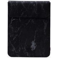 Sacs Sacs ordinateur Herschel Herschel Spokane Sleeve for iPad Air Black Marble