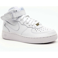 Chaussures Homme Baskets montantes Nike AIR FORCE 1 MID (GS)     96,2
