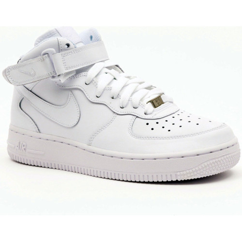 Chaussures Homme Baskets montantes Nike AIR FORCE 1 MID (GS) Multicolore