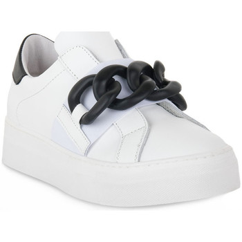 Chaussures Femme Baskets basses At Go GO 4693 GALAXY BIANCO Bianco