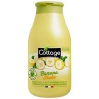 Beauté Produits bains Cottage Douche Lait Hydratante   Banana Shake   250ml Autres