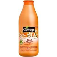 Beauté Produits bains Cottage Douche & Bain Lait hydratant   Fleur d'oranger   750... Autres
