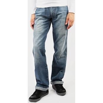 Vêtements Homme Jeans droit Wrangler Domyślna nazwa niebieski