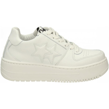 Chaussures Femme Baskets basses 2 Stars 2STAIR bianco