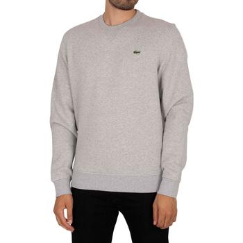Vêtements Homme Sweats Lacoste Sweat à logo sport gris