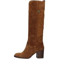 Chaussures Femme Bottes ville Dakota Boots DKT8 MARRON