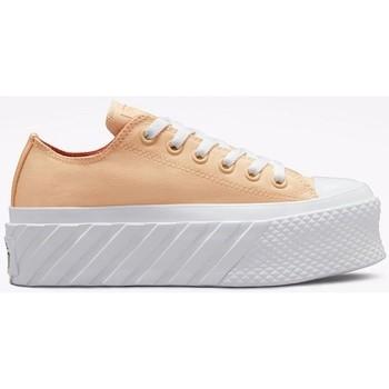 Chaussures Femme Baskets basses Converse CTAS LIFT 2X OX Jaune