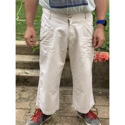 Vêtements Homme Pantacourts Oxbow Pantacourt Blanc