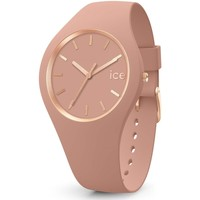 Montres & Bijoux Femme Montres Analogiques Ice Watch Montre  Ice Glam Brushed Clay Médium Rose