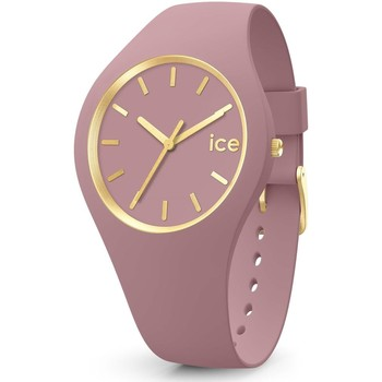 Montres & Bijoux Femme Montres Analogiques Ice Watch Montre  Ice Glam Brushed Fall Rose Médium Rose