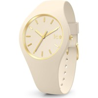 Montres & Bijoux Femme Montres Analogiques Ice Watch Montre  Ice Glam Brushed Almond Skin Small Beige