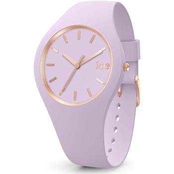 Montres & Bijoux Femme Montres Analogiques Ice Watch Montre  Ice Glam Brushed Lavender Small Violet