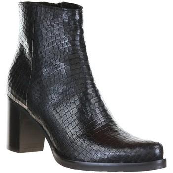 Chaussures Femme Bottines Spaziozero NOEMI Noir