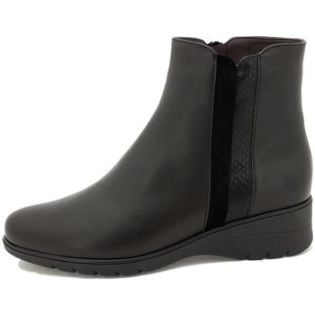 Chaussures Femme Bottines Piesanto 215977 Negro