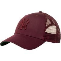 Accessoires textile Casquettes 47 Brand MLB New York Yankees Branson Cap Bordeaux