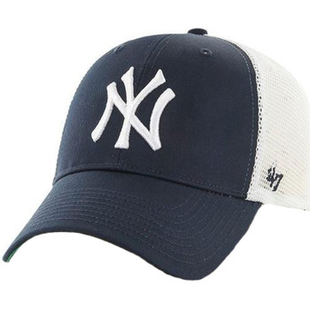 Accessoires textile Casquettes 47 Brand MLB New York Yankees Branson Cap Bleu marine