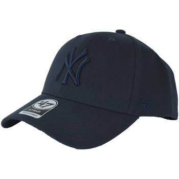 Accessoires textile Casquettes 47 Brand New York Yankees MVP Cap Bleu marine