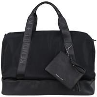 Sacs Femme Sacs de sport Kendall + Kylie Kendall + Kylie Weekender Bag HBKK-321-0008-3 Noir