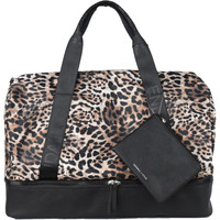 Sacs Femme Sacs de sport Kendall + Kylie Kendall + Kylie Weekender Bag HBKK-321-0008-3 Marron