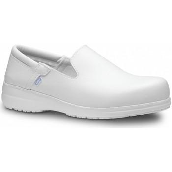 Chaussures Homme Slip ons Feliz Caminar Chaussure de travail SENSAI - Bonne marche Blanc