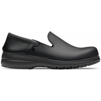 Chaussures Homme Slip ons Feliz Caminar Chaussure de travail SENSAI - Bonne marche Noir
