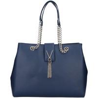 Sacs Femme Sacs porté épaule Valentino Bags VBS1R405G BLEU