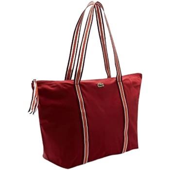 Sacs Femme Cabas / Sacs shopping Lacoste Sac cabas  Ref 53611 C88 Bordeaux Rouge