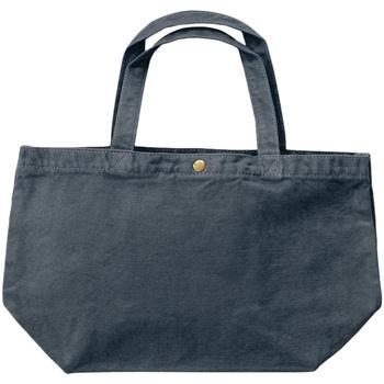Sacs Cabas / Sacs shopping Bags By Jassz CA3923SCS Bleu denim
