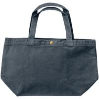 Sacs Cabas / Sacs shopping Bags By Jassz CA4631LCS Bleu denim