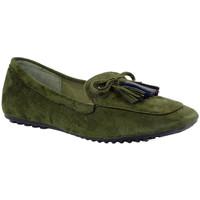Chaussures Femme Mocassins Suredelle E618 KAKI